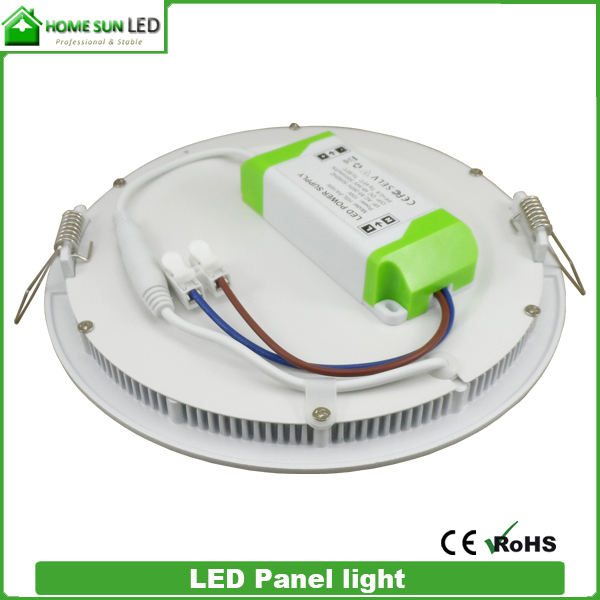 18w Round Led Panel Light Home Sun Led Lighting Co Limited
