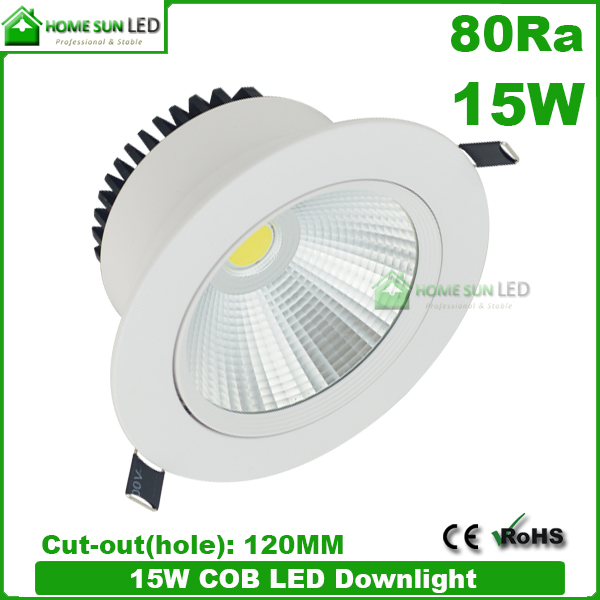 15w Cob Led Downlight Home Sun Led Lighting Co Limited