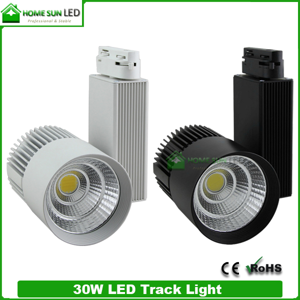 30w Led Track Lighting Fixtures: Home Sun LED Lighting Co., Limited